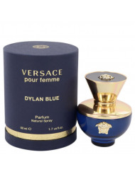 Versace Pour Femme Dylan Blue Perfume By Versace Eau De Parfum Spray For Women 1.7 oz