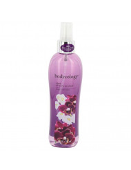 Bodycology Dark Cherry Orchid Perfume By Bodycology Fragrance Mist For Women 8 oz