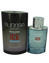 Sunrise Urban Ice by Franck Olivier Eau De Toilette Spray 2.5 oz