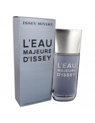 L'eau Majeure D'issey Cologne By Issey Miyake Eau De Toilette Spray For Men 5 oz
