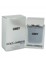 The One Grey By Dolce & Gabbana Eau De Toilette Spray For Men 3.4 oz