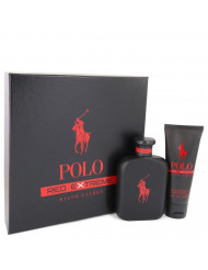 Polo Red Extreme Cologne By Ralph Lauren Gift Set For Men