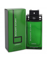 Bogart Story Green Cologne By Bogart Eau De Toilette Spray For Men 3.3 oz