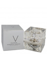 V V Platinum Perfume By Roberto Verino Eau De Parfum Spray For Women 1.7 oz