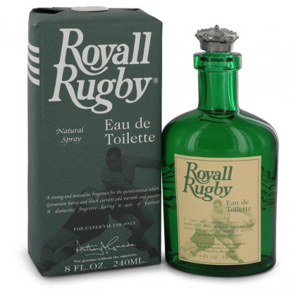 Royall Rugby Cologne By Royall Fragrances All Purpose Lotion / Cologne Spray For Men 8 oz