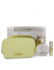 Versace Eros Perfume By Versace Gift Set For Women