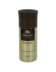 Yardley Original Cologne By Yardley London Deodorant Body Spray For Men 5 oz