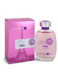 Mandarina Duck Let's Travel to Paris by Mandarina Duck Eau De Toilette Spray 3.4 oz