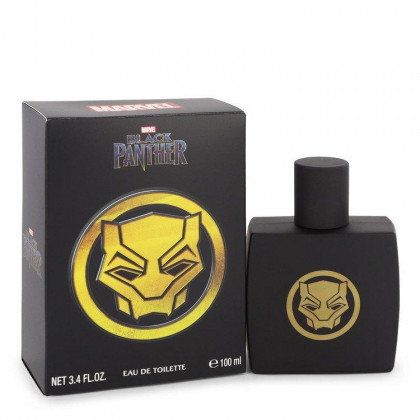 BLACK PANTHER Marvel by Marvel Eau De Toilette Spray 3.4 oz