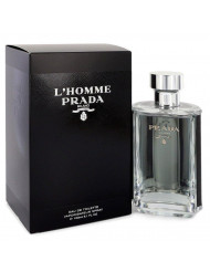 L'homme Prada by Prada Eau De Toilette Spray 5.1 oz