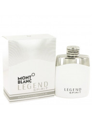 Montblanc Legend Spirit by Mont Blanc Gift Set -- 3.3 oz Eau De Toilette Spray + 0.25 oz Mini EDT Spray + 3.3 oz Aftershave Balm