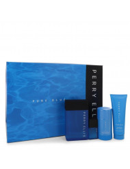 Gift Set -- 3.4 oz Eau De Toilette Spray + 3 oz Shower Gel + 2.75 oz Deodorant Stick + .25 oz Travel EDT Spray