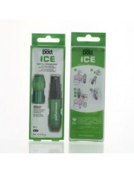 Perfume Pod Ice Green By Travalo 0.17 Oz Refillable Spray, Unisex