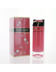 Prada Candy Gloss By Prada 2.7 Oz Eau De Toilette Spray, Women