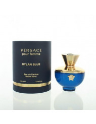 Versace Pour Femme Dylan Blue By Versace 3.4 Oz Eau De Parfum Spray, Women