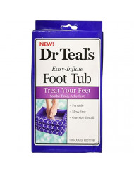 Dr. Teal's Inflatable Foot Tub