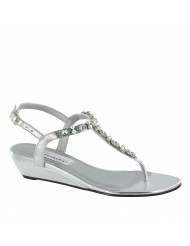 Dyeables Myra - Color - Silver / Size - 11 W
