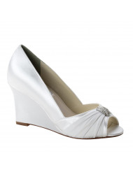 Touch Ups-Echo White Satin-4246-Size_8.5