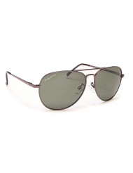 Nickel Silver frame with polarized lenses - Classic II gunmetal/G15
