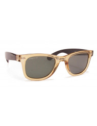 Nylon frames with Polarized lenses - Nomad honey brown/black/G15