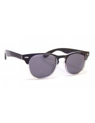 Nylon Frames with Polarized Polycarbonate Lenses - Uptown blk/clr fade/gray