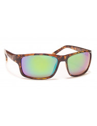 TR-90 Grilamid Nylon Frames with Polarized Polycarbonate Lenses - Drifter tortoise/brown green mirror