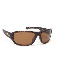 TR-90 Grilamid Nylon Frames with Polarized Polycarbonate Lenses - Sonoma m.tortoise/brown