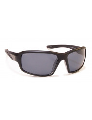 Handmade Italian Zyl with Polarized Polycarbonate lenses - Cascade m.black/gray