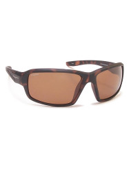 Handmade Italian Zyl with Polarized Polycarbonate lenses - Cascade m.torotoise/brown