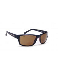 TR-90 Grilamid Nylon Frames with Cast Polymer Reader lens - BP-13 +2.50 black/brown