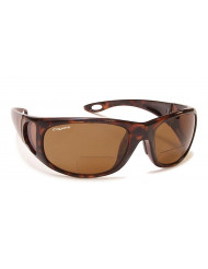 TR-90 Grilamid Nylon Frames with Cast Polymer Reader lens - BP-17 +1.50 tortoise/brown
