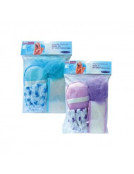 4-Piece Bath Set Case Pack 72