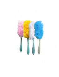Bath Sponge With Handle Case Pack 48