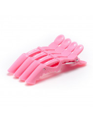 Gator Clips - Pink