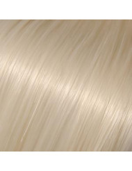 Synthetic Single Clip-In - White