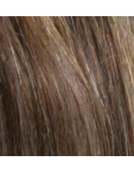 Full Head Synthetic Hair 6/10 (Dark Chestnut/Medium Ash)