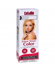 Love Your Color Hair Color - CoSaMo - Non Permanent - Beige Blonde - 1 ct