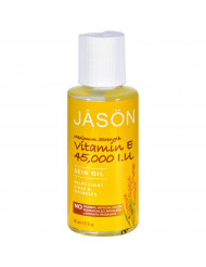 Jason Vitamin E Pure Natural Skin Oil Maximum Strength - 45000 IU - 2 fl oz