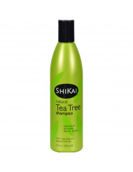 Shikai Natural Tea Tree Shampoo - 12 fl oz