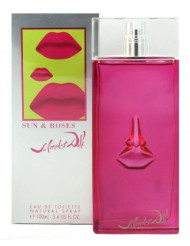 SALVADOR DALI SUN & ROSES 3.4 EDT SP FOR WOMEN