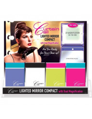 Curtain Call Light Up Mirror Case Pack 24