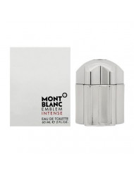 MONT BLANC EMBLEM INTENSE 2 OZ EDT SP FOR MEN