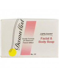 DawnMist® Facial and Body Bar Soap, 1 1/2 Case Pack 250