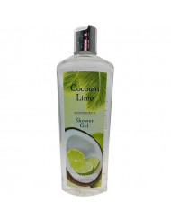Vital Luxury Shower Gel - Coconut Lime 8 oz Case Pack 48
