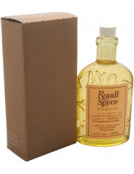 Royall Spyce Lotion Splash (Tester) 4 oz.