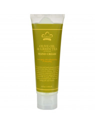 Nubian Heritage Hand Cream Olive and Green Tea - 4 oz