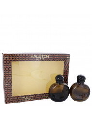 Halston Z-14 Cologne, Gift Set - 4.2 oz Cologne Spray + 4.2 oz After Shave + In Display Box