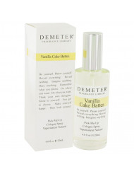 Vanilla Cake Batter Perfume by Demeter, 4 oz Cologne Spray