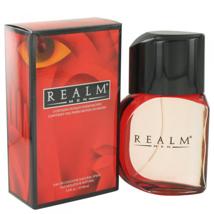 Realm Cologne by Erox, 3.4 oz Eau De Toilette /Cologne Spray