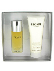 Gift Set -- 3.4 oz Eau De Toilette Spray + 6.7 oz After Shave Balm